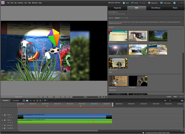 adobe video editing software for windows