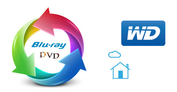 Backup and Rip Blu-ray/DVD Collection to WD My Cloud Network