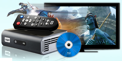 how to play video with subtitle file on wd tv