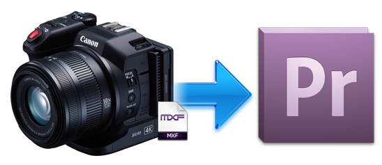Best Workflow for Editing Canon XC10 4K MXF in Premiere Pro