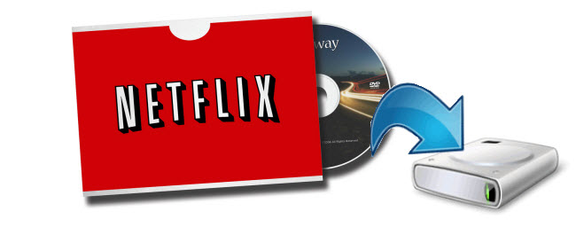 how to copy netflix dvds to hard drive with ease