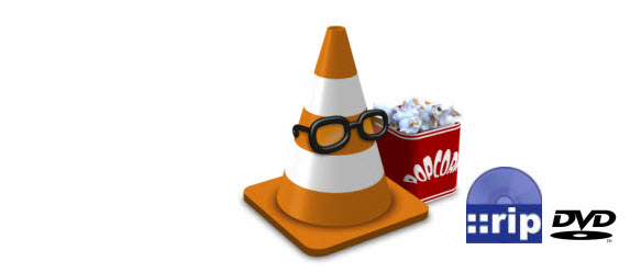 Guide on ripping, converting DVD to VLC media player for