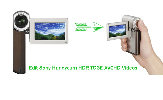 transferedit avchd mts to computer