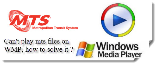 Enables you to convert MTS, M2TS to Windows Media Player WMV or MP4 – DigitalCam Workflows
