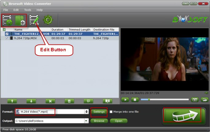Convert 250+ video audio formats in HD/4K with 30X faster speed and high quality well known Screen Shot