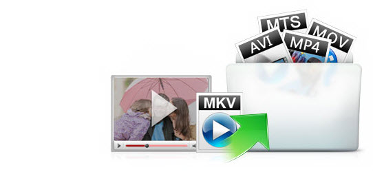 How to Convert MKV to MP4, MOV, AVI, FLV, WMV, M4V