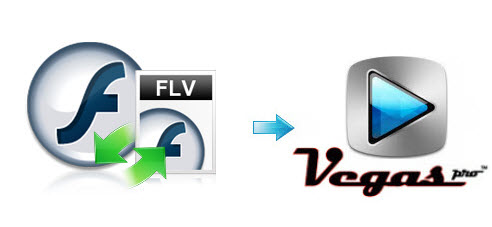 how to add flv to sony vegas