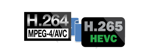 H.265 vs H.264: Comparison between H.265 (HEVC) and H.264 (AVC)
