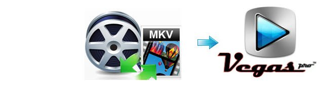 MKV to Vegas - How to Open and Play MKV files in Sony Vegas Pro