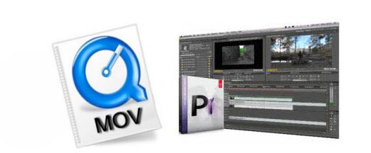 How to import MOV files to Adobe Premiere Pro CC/CS6/CS5/CS4