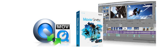 Sony Movie Studio won't use OBS MP4 files- Solution