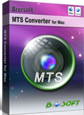 MTS/M2TS Converter for Mac