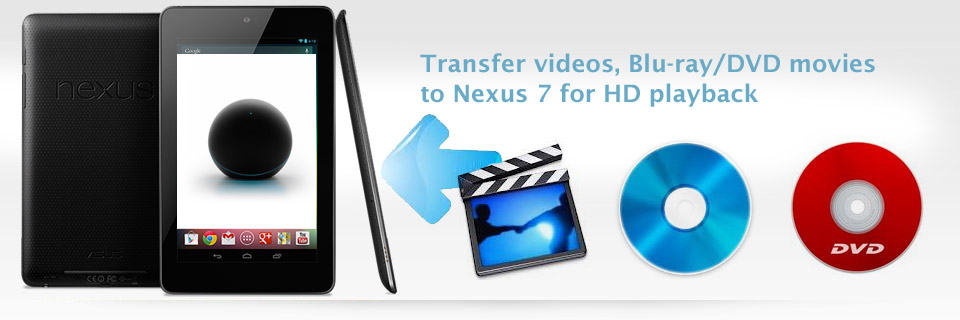 Get Nexus 7 reviews and video, BD/DVD movie playback tips