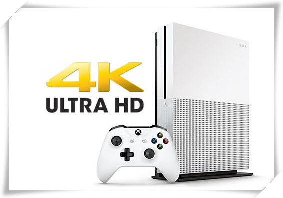 How to Play 4K on Xbox One S through USB Easily