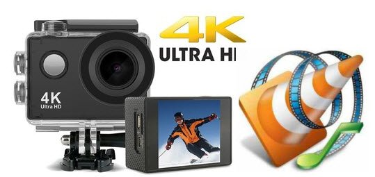 How to Play GoPro 4K Video in VLC without Choppy