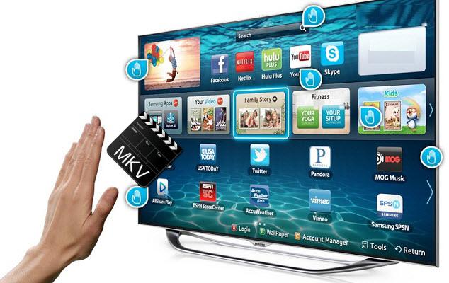 No Sound Playing MKV Files on Toshiba TV- Solution