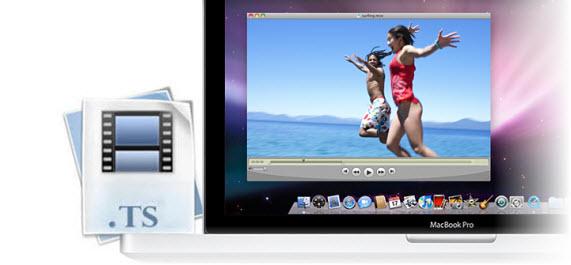 play ts video files mac